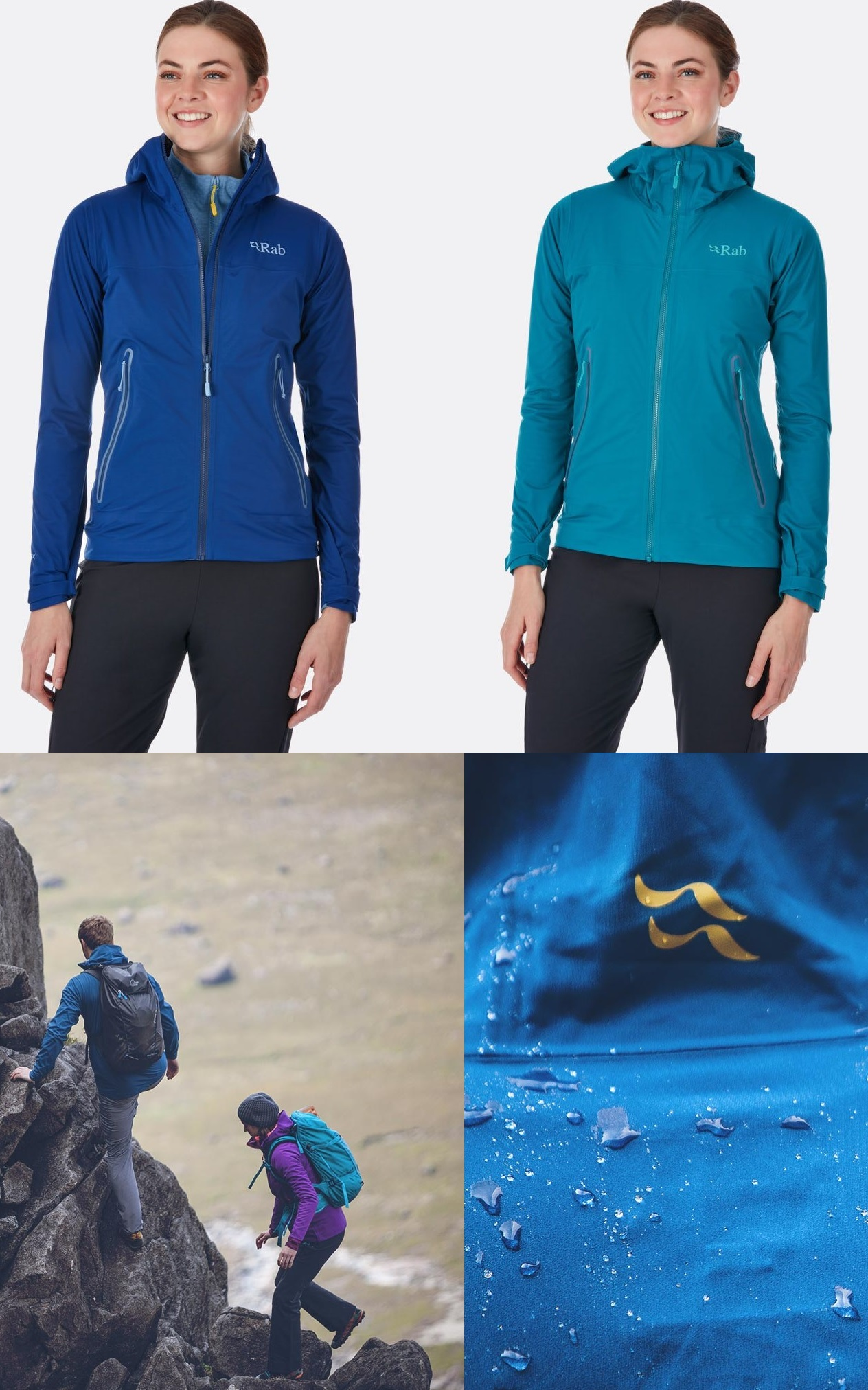 RAB Kinetic Plus Jacket Women's