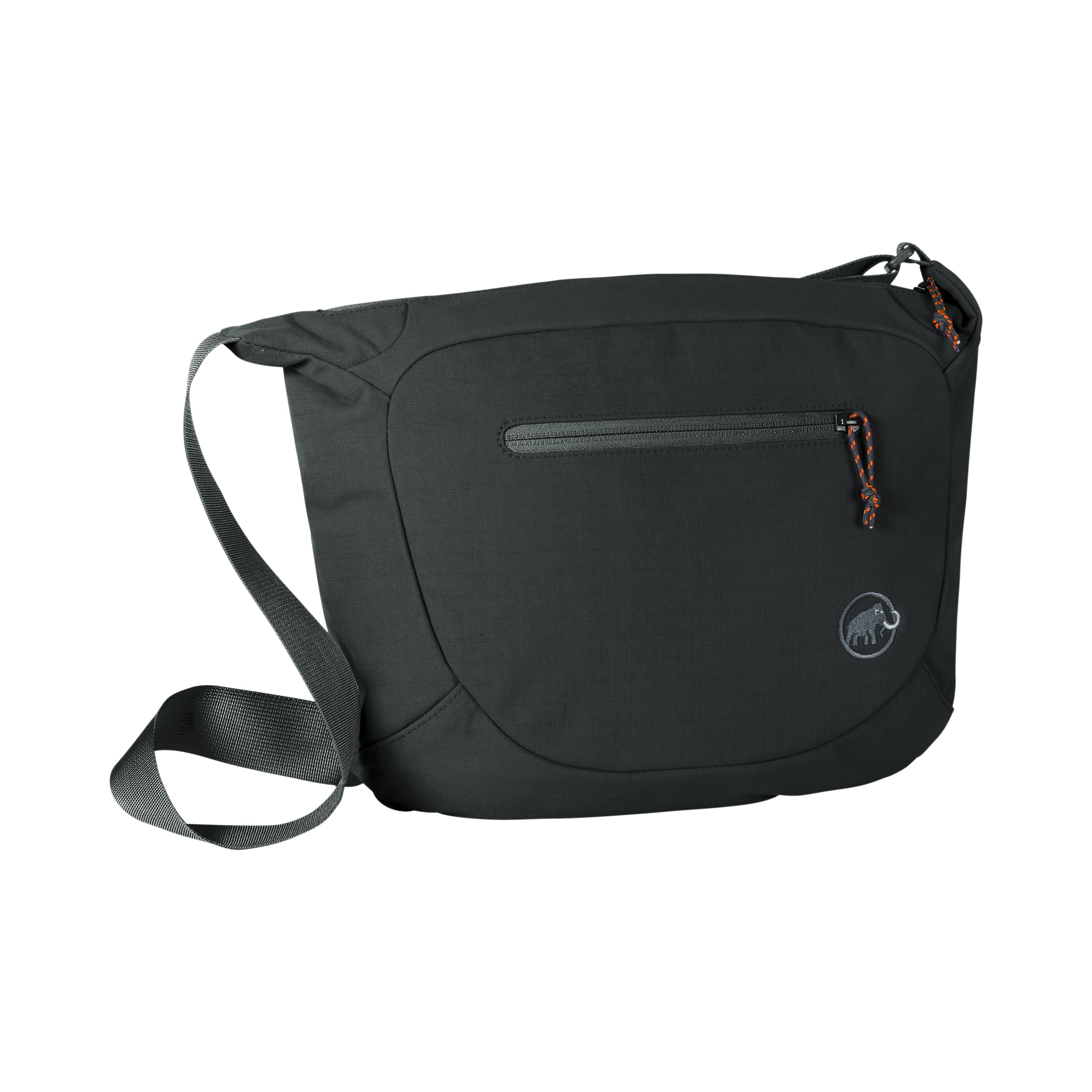 MAMMUT Shoulder Bag Round 4L (Black)