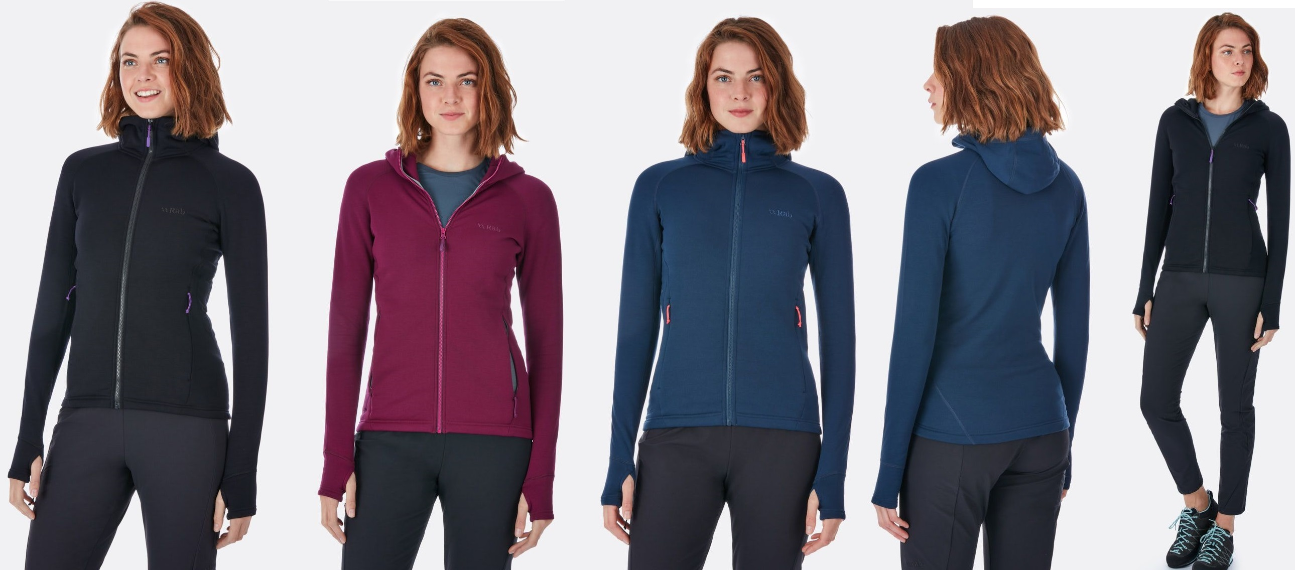 RAB Women's Power Stretch Pro Jacket